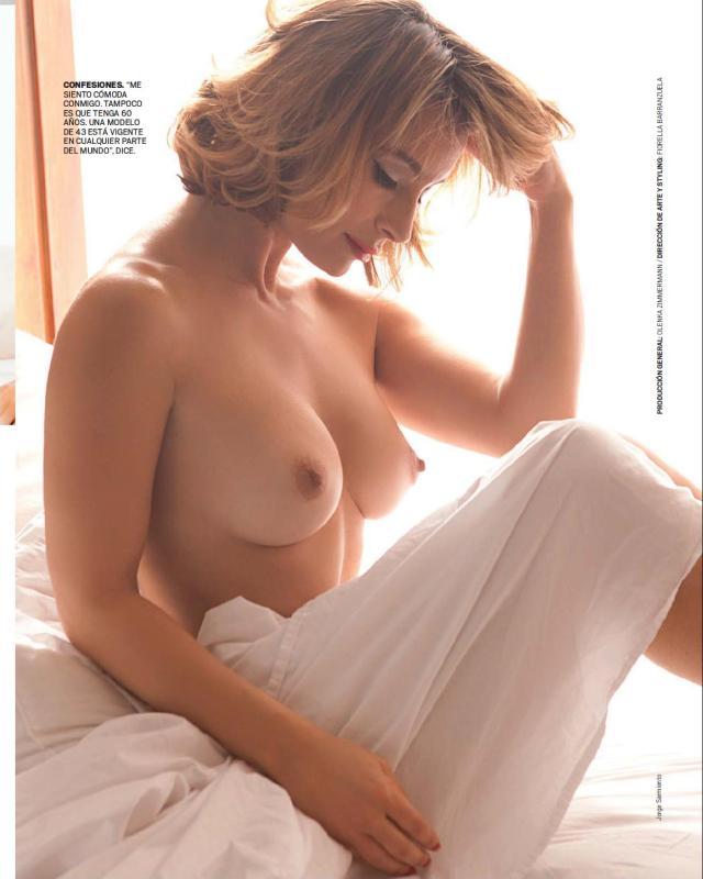 Olenka Zimmerman Desnuda Calendario 2013   (2)