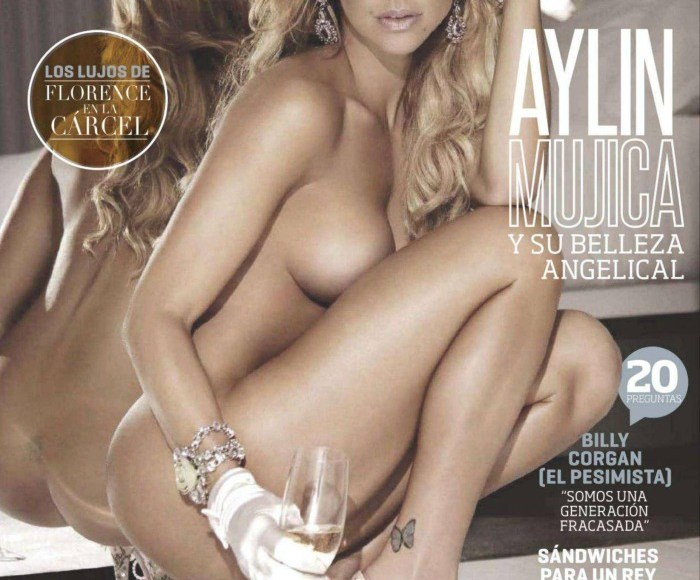 Ailin mujica playboy naked pictures — 14