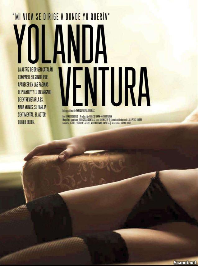 Yolanda Ventura, Playboy Abril 2013 zonabase (2)