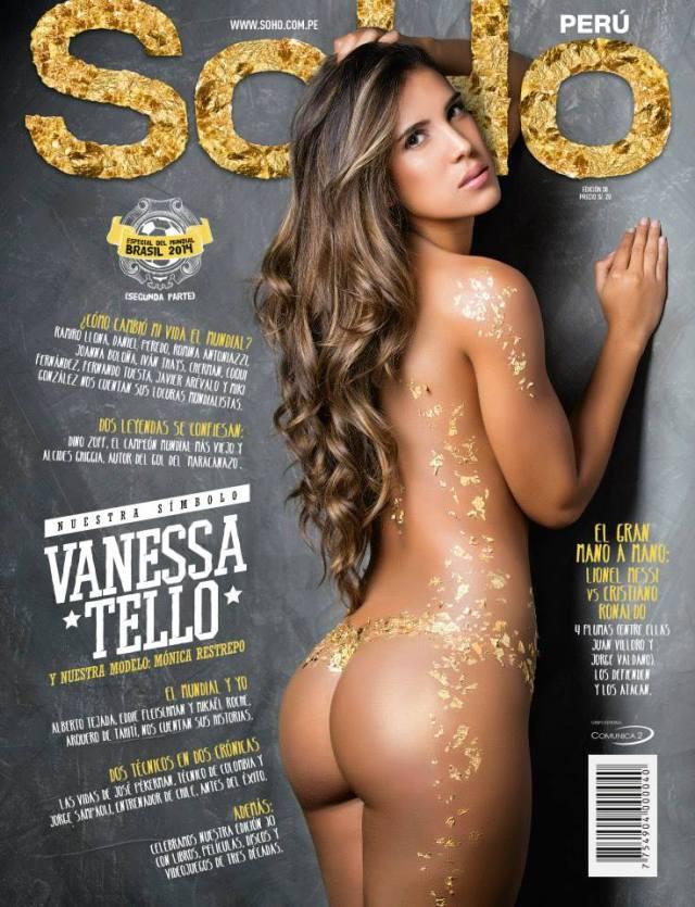 Vanessa Tello desnuda para SoHo Perú (4)