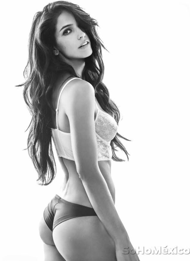 Bárbara de Regil desnuda en Soho México (2)