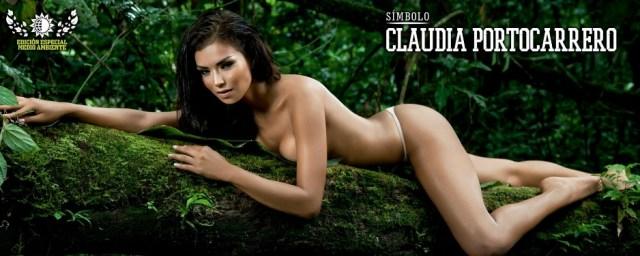 claudia portocarrero desnuda