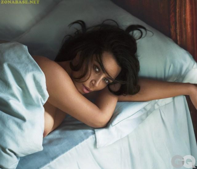 Kim Kardashian – Naked for GQ Magazine, June 2016 (4)