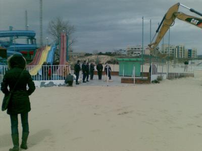 Въвеждат се санкции за нарушения, извършвани на морските плажове