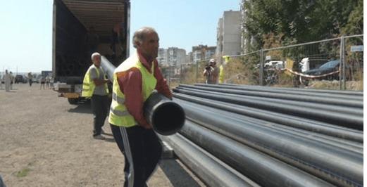 Спират промишлената вода в Бургас във вторник