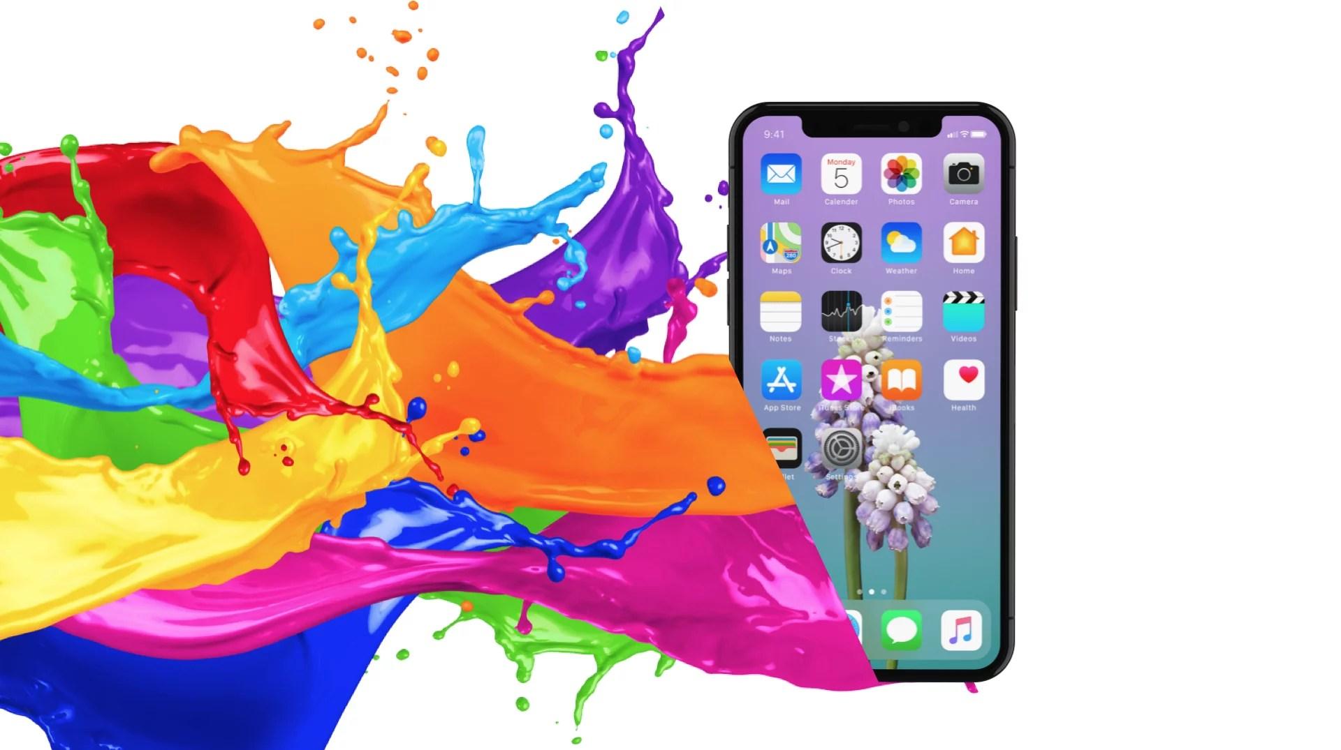 Se filtran los colores del iPhone de 6.1 pulgadas