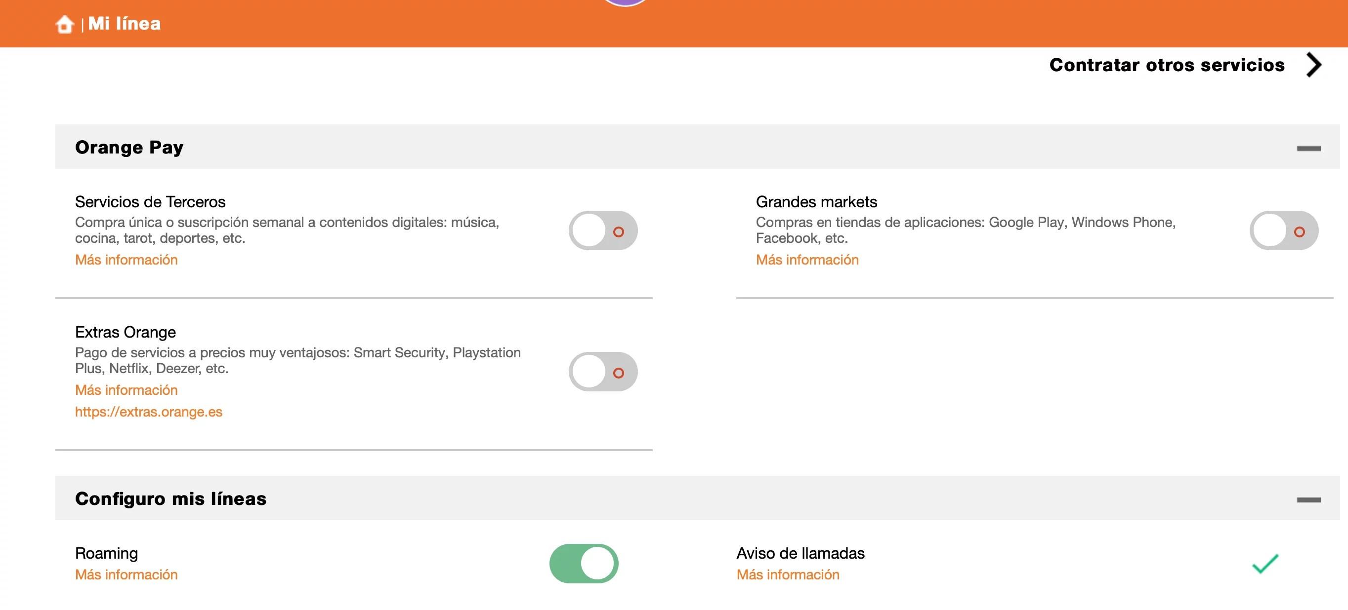 Orange Pay