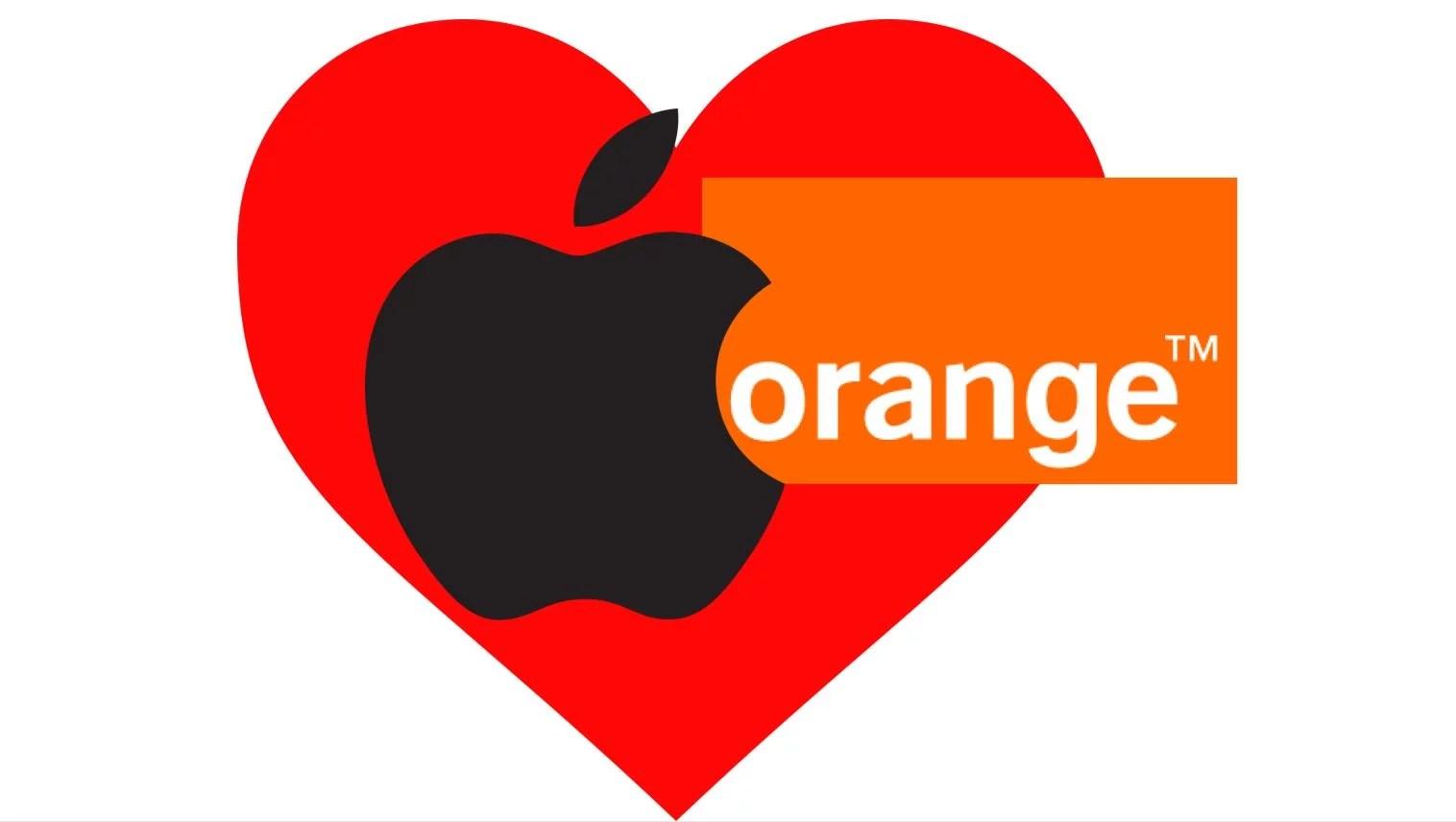 """Orange lanza la tarifa """"Love iPhone"""""""
