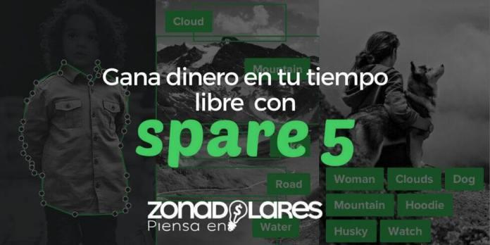 Spare5 ganar dinero