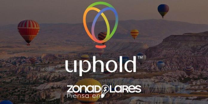 ¿Qué es Uphold y cómo puedes guardar tu dinero en la nube?