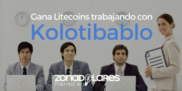 ¿Cómo ganar Litecoins resolviendo Captchas con Kolotibablo?