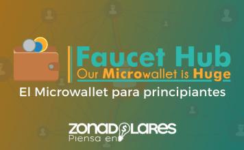 FaucetHub el Microwallet con que ganaras Bitcoins y otras Criptomonedas