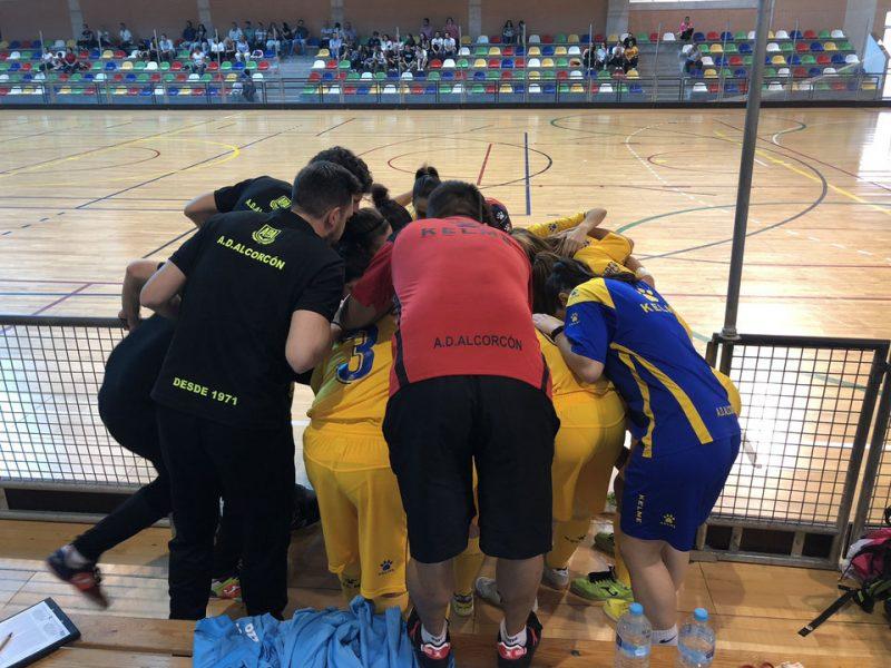 Previa del partido entre A.D. Alcorcón FSF y UCAM ElPozo Murcia FSF