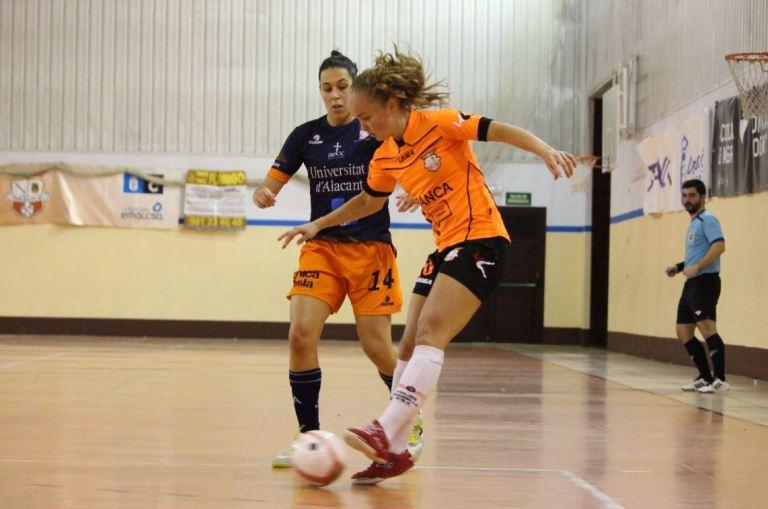Emisión en Directo: Ourense Envialia FSF - Viaxes Amarelle FSF. Jornada 22
