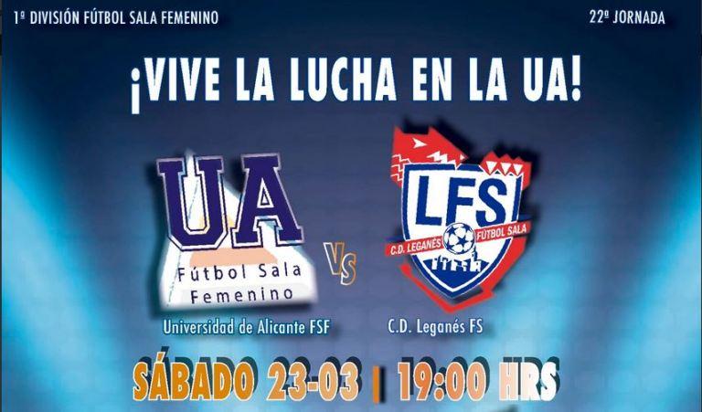 Otra visita complicada para el Lega. Viaja a Alicante para medirse a la UA