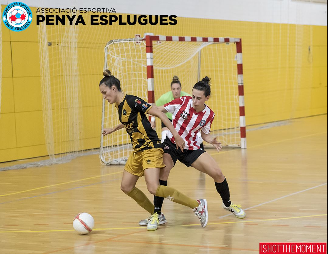 La Penya Esplugues viaja a Murcia para enfrentarse a un sólido Jimbee Roldán.