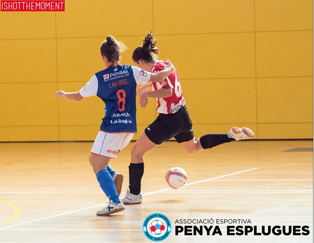 La Penya Esplugues visita al Ourense Envialia con las opciones de Copa en juego