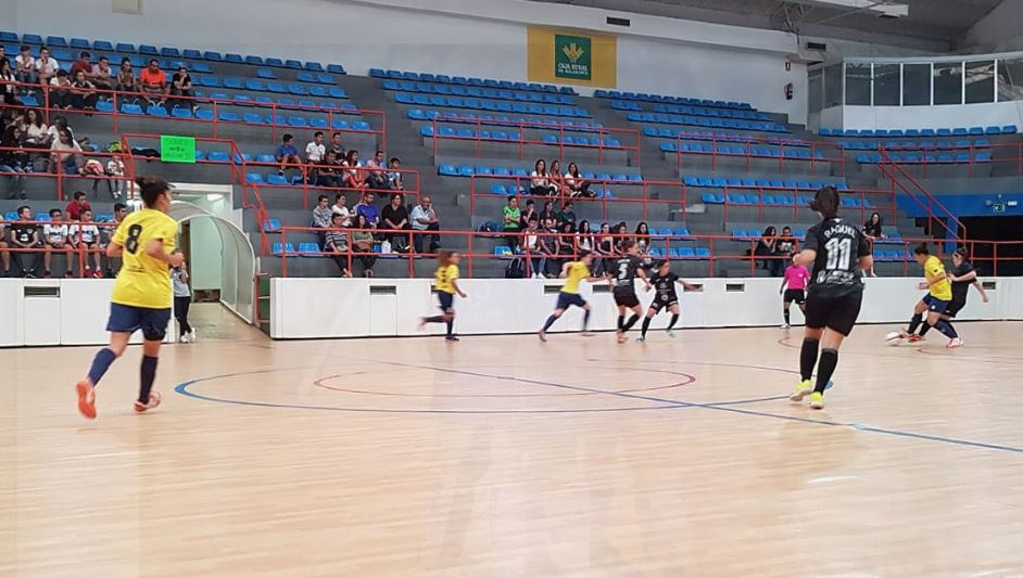Crónica: Intersala / Preconte Telde. Jornada 2ª – Grupo 4º. 2ª División Fútbol Sala Femenino