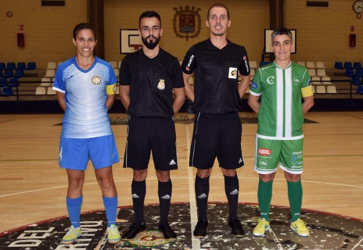 Previa: Cidade de As Burgas - Xaloc Alacant FS. Jornada 16ª. 1ª División Fútbol Sala Femenino