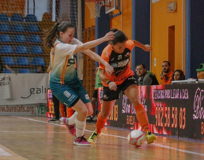 Previa: STV Roldán - Pescados Rubén Burela. Jornada 22ª. 1ª División. Fútbol Sala Femenino