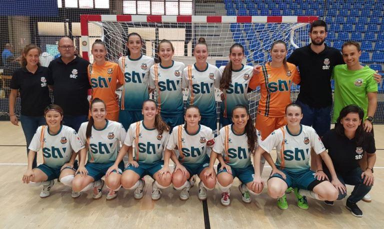 Crónica: Ourense Envialia - STV Roldán. 1ª Div. Jornada 5ª