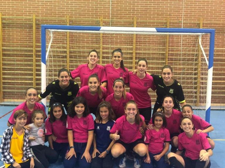 Crónica: CD Leganés FS - AD Alcorcón FSF. 1ª División. Jornada 6ª