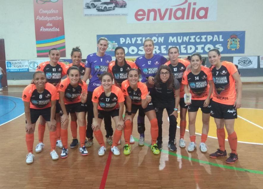 Cuatro jugadoras de Burela convocadas por la Selección