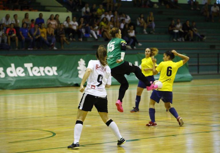 Crónica: Preconte Telde - Mora FSF. 2ª División. Grupo 4º. Jornada 7ª
