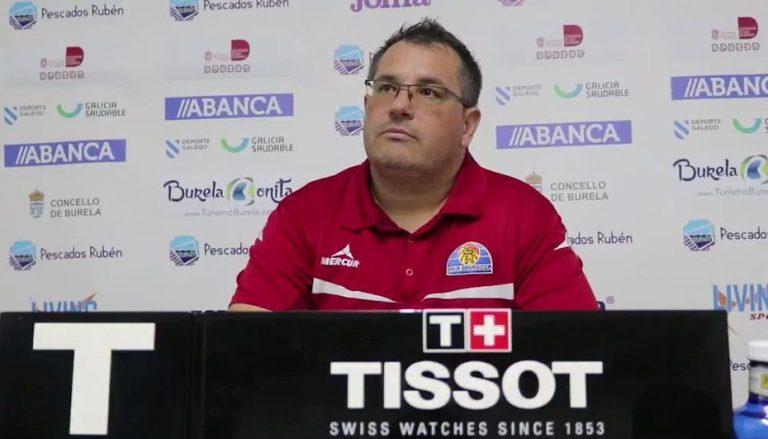 Chus Muñóz deja de ser Entrenador de Sala Zaragoza tras nueve años al frente del equipo maño