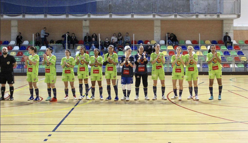 Crónica: UCAM ElPozo Murcia - Sala Zaragoza. Jornada 13ª. 1ª División Fútbol Sala Femenino