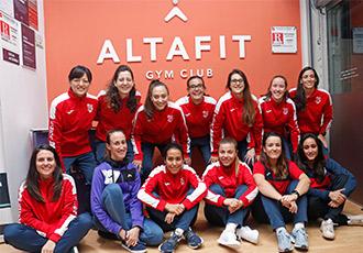 Previa Cuartos de Final Copa de S. M. La Reina de Fútbol Sala Femenino: CD Leganés FS - Pescados Rubén Burela FS