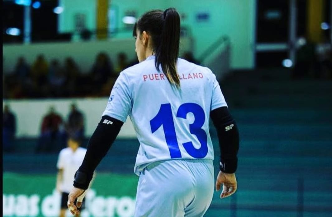 Marisol renueva una Temporada más como jugadora de C.D. Salesianos Puertollano