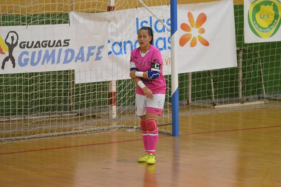Raquel Cabrera nueva jugadora de C.D. Salesianos Puertollano