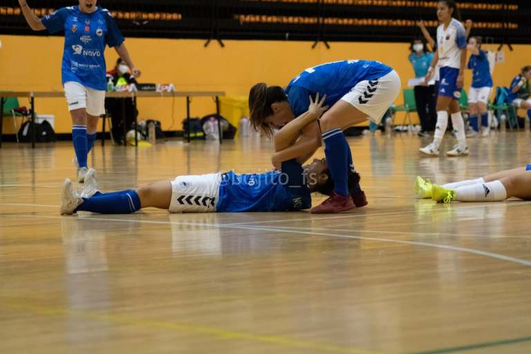 Crónica del Partido: Fútbol Emotion Zaragoza - Bisontes Castellón FSF