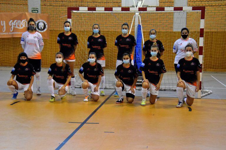 "El CEF Hispanic cae por la mínima ante Xaloc Alacant FS ""A"" en la Fiesta del Futsal Femenino en La Pobla de Vallbona"