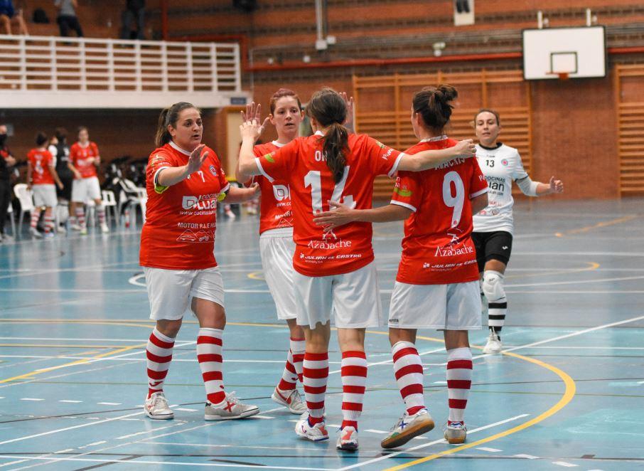Conformados los Grupos y Calendarios de la 2ª Fase de 2ª División de Fútbol Sala Femenino