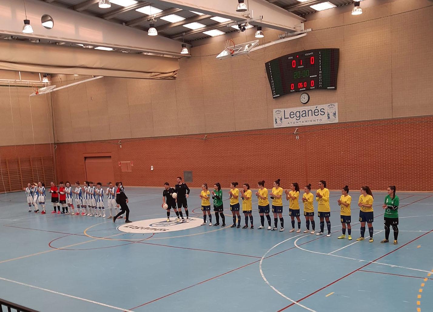 Crónica del Partido: CD Leganés B - Gran Canaria Teldeportivo B