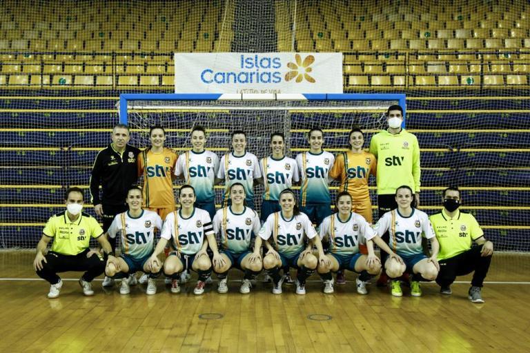Crónica del Partido: Gran Canaria Teldeportivo - STV Roldán FSF