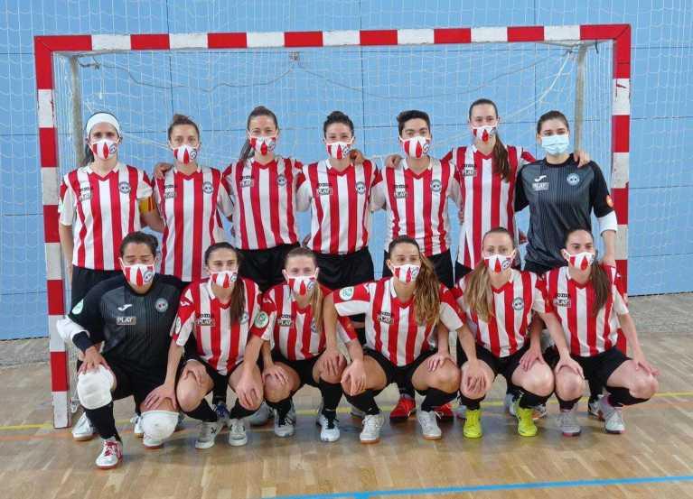 Crónica del Partido: AE Penya Esplugues - Universidad de Alicante FSF