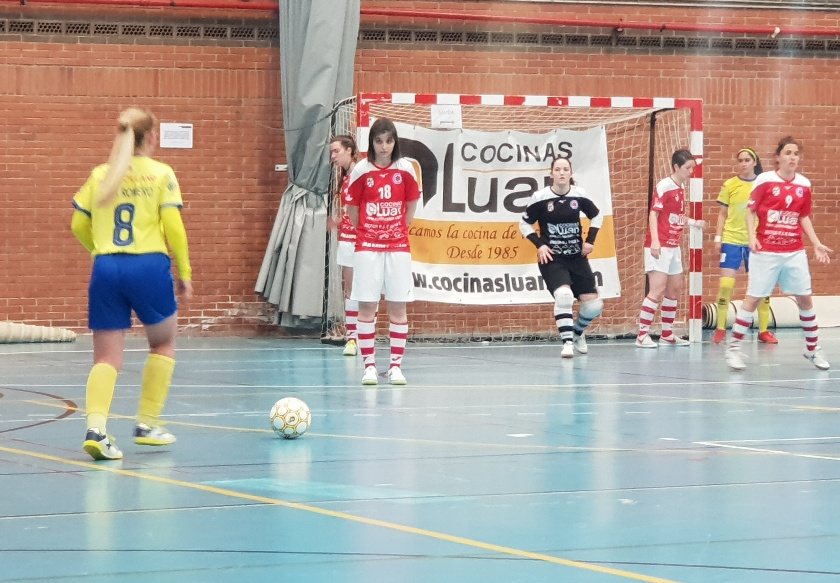 Crónica del Partido: Colme Futsal - CD Salesianos Puertollano