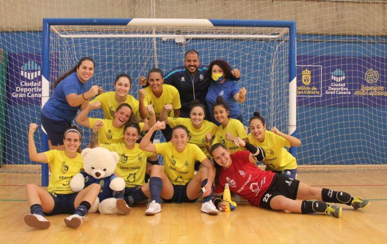 Crónica del Partido: Consuegra FS - Gran Canaria Teldeportivo B