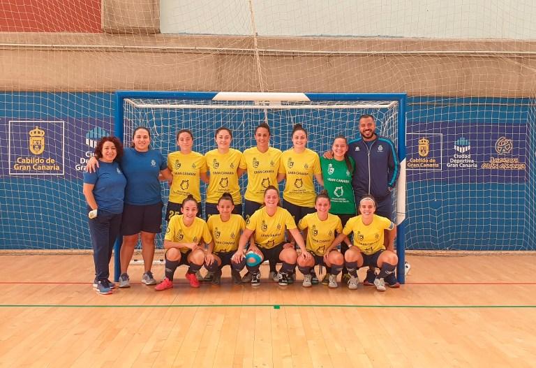 Crónica del Partido: Gran Canaria Teldeportivo B - Ávila Sala