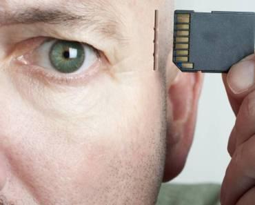 DARPA prueba un implante para mejorar tu memoria.