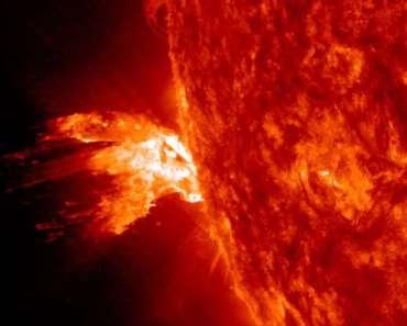 El cometa Ison destruido por el Sol
