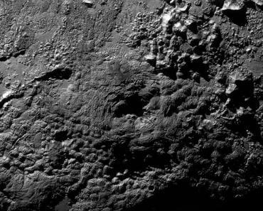 El Monte Wright en Pluton