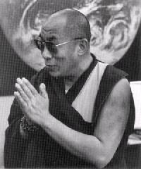 Su Santidad el Dalai Lama