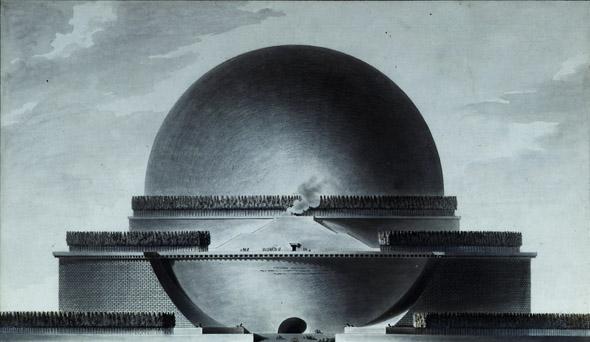 Boulle Huevo de Newton