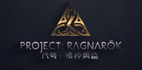 PROYECT RAGNARÖK PRESENTÓ NUEVO TRAILER