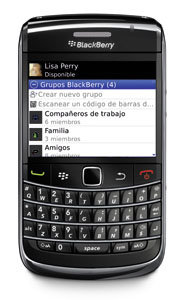 BlackBerry Messenger, BBM