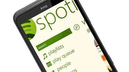 Spotify gratis para móviles